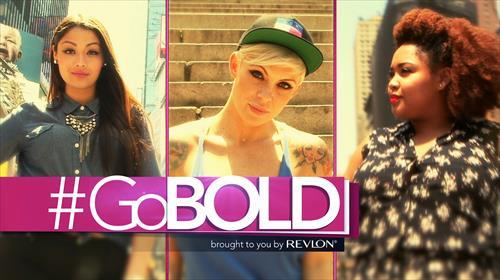 Revlon #GoBold Sizzle :30